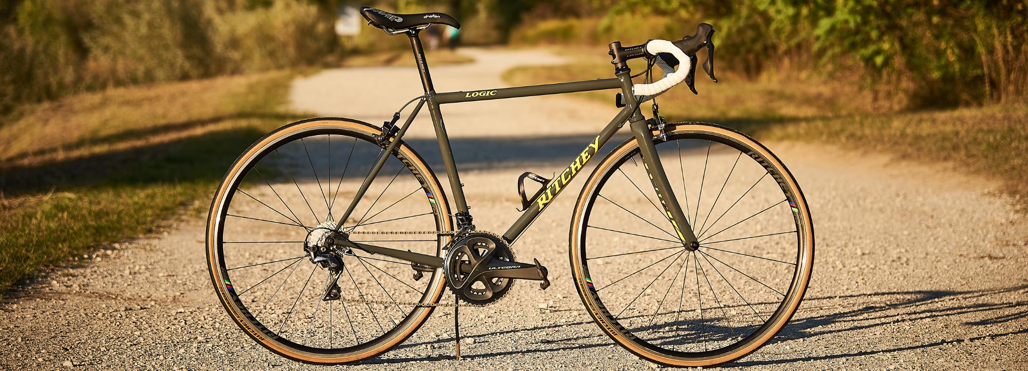 Bicikl Ritchey Road Logic – po mjeri biciklista